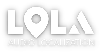 Lola MX - Audio Localization
